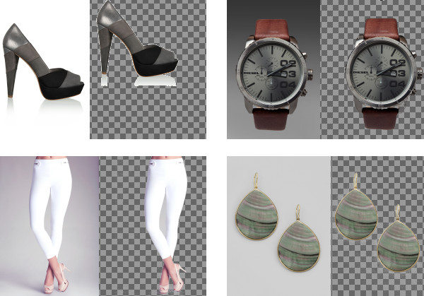 Image Background Removal   Technology on Heels with Lyst ...